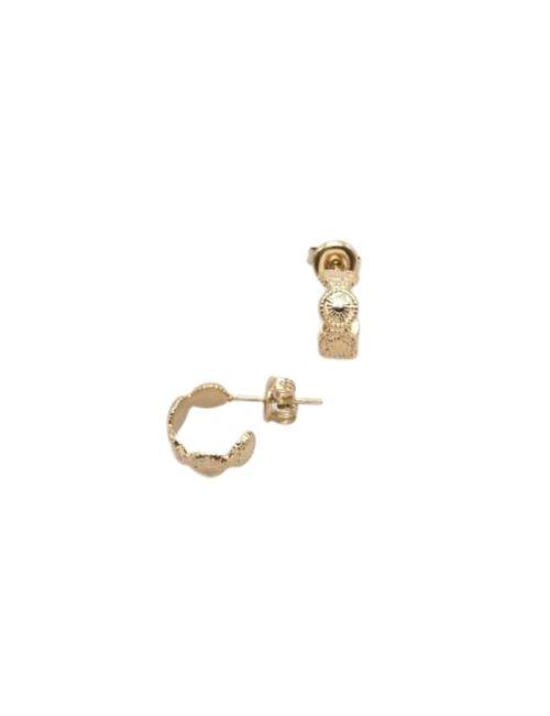 Mini boite a bijoux en verre - cuivre